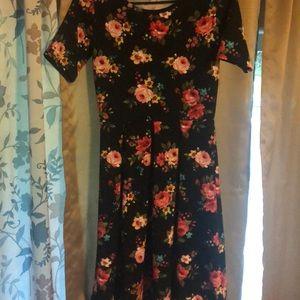Amelia James Dresses - Floral printed dress